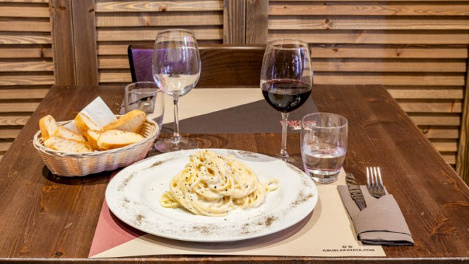 Suggerimento dello chef - Il Bue e La Patata - Diaz, Milan