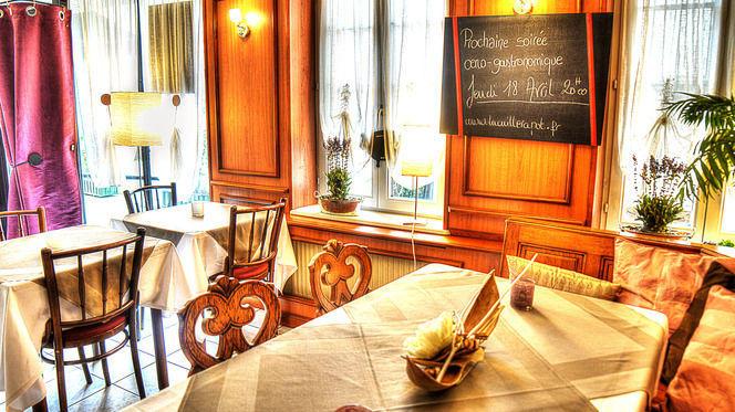 Vue de la salle - La Cuiller à Pot, Strasbourg