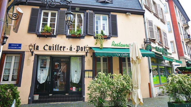 Bienvenue au restaurant La Cuiller à pot - La Cuiller à Pot, Strasbourg