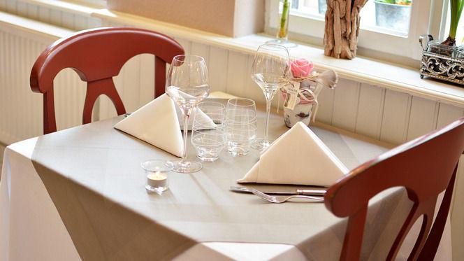 Table dressée - La Cuiller à Pot, Strasbourg