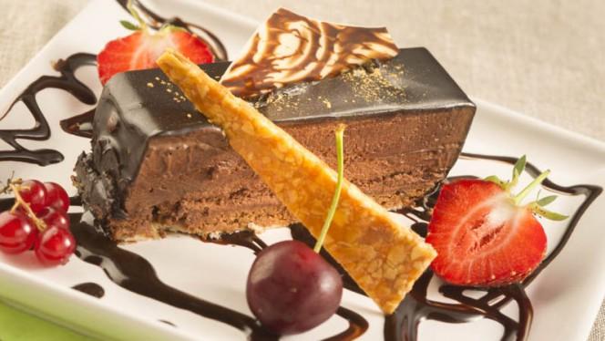 suggestion dessert - La Table des Saisons, Aix-en-Provence