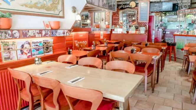 Het restaurant - Restaurant Argentino Luna, Amsterdam
