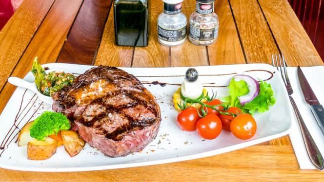 Suggestie van de chef - Restaurant Argentino Luna, Amsterdam