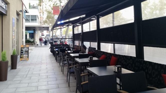 Terraza - Silvela 77, Madrid