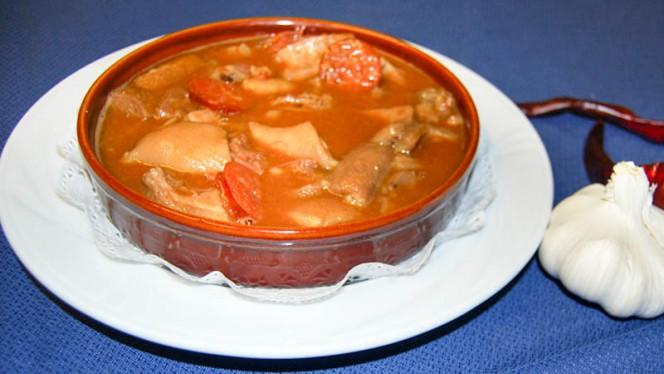 Sugerencia del chef - Restaurante Madrid, Madrid