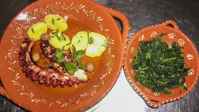 Sugestão do chef - Adega Transmontana, Braga