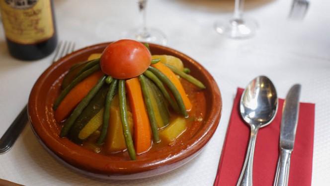 Suggestion du chef - La Soummam, Paris