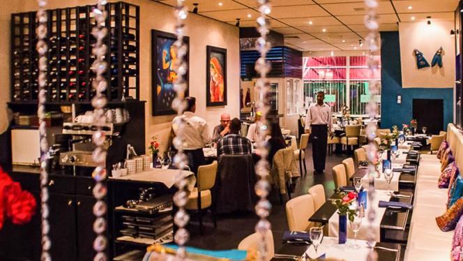 restaurantzaal - Memories of India, Amsterdam