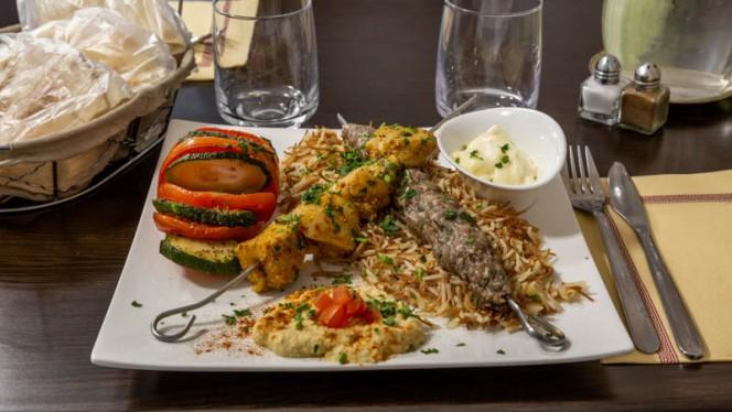 Suggestion du Chef - Le Par Azar, Marsiglia