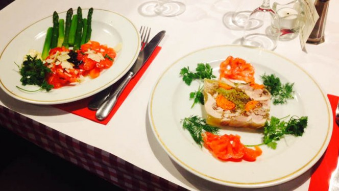 Suggestion du chef - L Artisan Cuisinier, Lyon