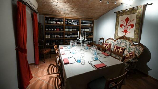 Cantina - Antica Fortezza, Firenze