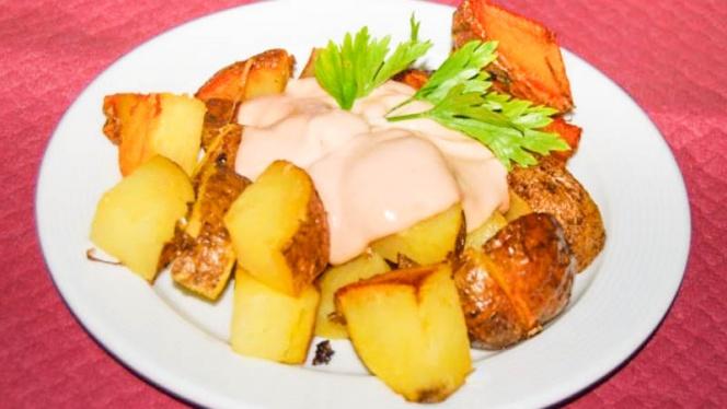 Sugerencia de plato - Bodega El Mercat, Valencia