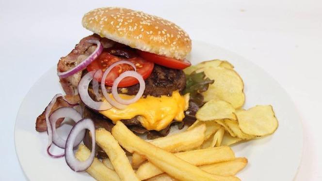 HAMBURGER - Taste Good Hamburgeria Italiana, Rome