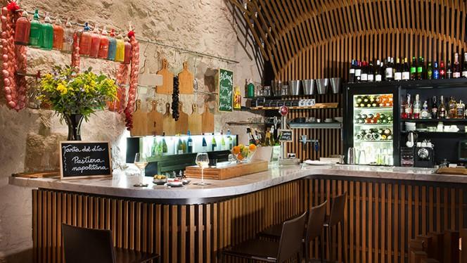 Sala - Le Bouchon - Hotel Mercer Barcelona, Barcelona