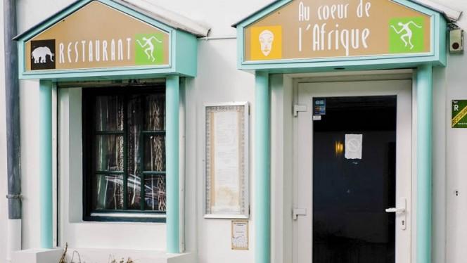 entrée - Chez Diane, Schiltigheim