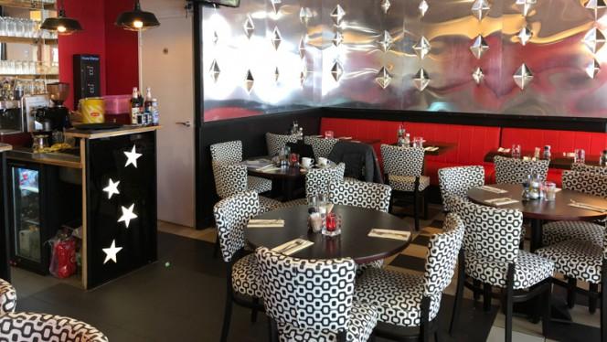 Restaurant - Stars Burgers, Amsterdam