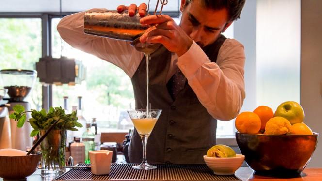 Cocktails - Luzi Bombón, Madrid