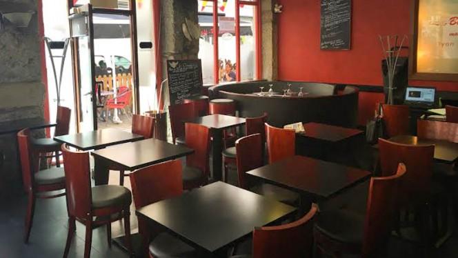 Vue de la salle - Brasserie Le Commerce, Lyon