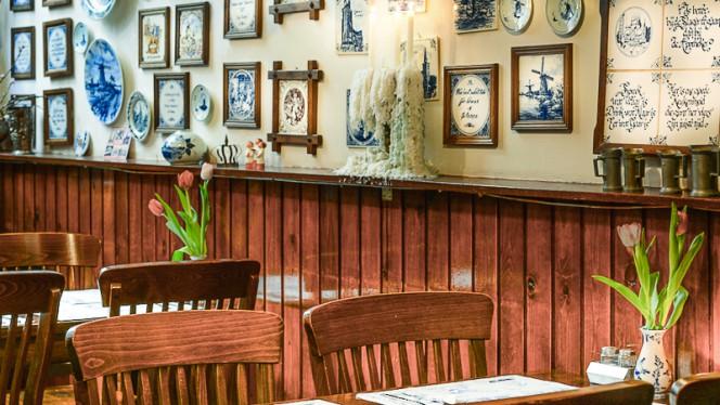 restaurantzaal - De Rozenboom, Amsterdam
