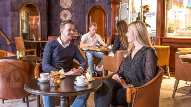 Gran cafe - Grand Café De Koperen Hoogte, Zwolle