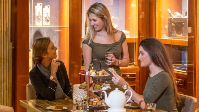 High Tea - Grand Café De Koperen Hoogte, Zwolle