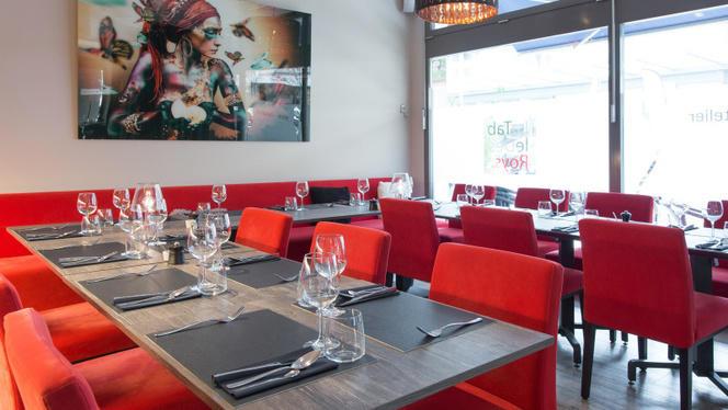 Tables dressées - La Table des Roys, Genève
