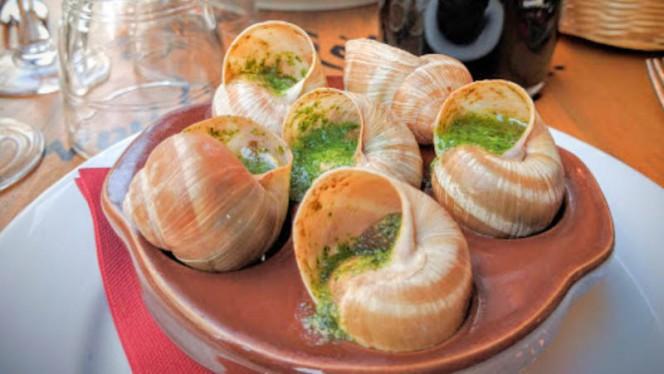 Suggestion du chef - Le Progrès, Paris