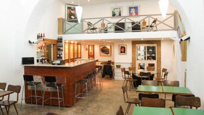 Sala - Café Pit, Lisboa