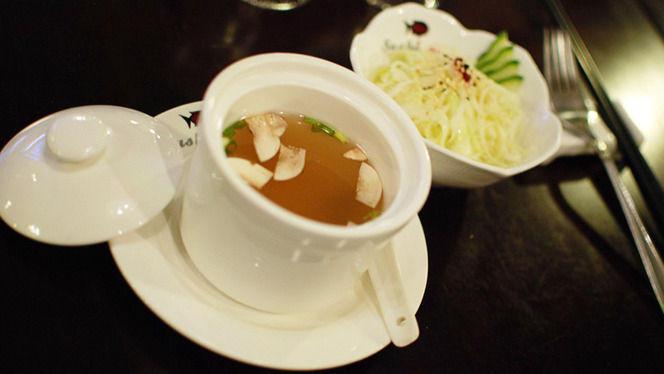 Soupe Miso - Sushi 2007, Paris