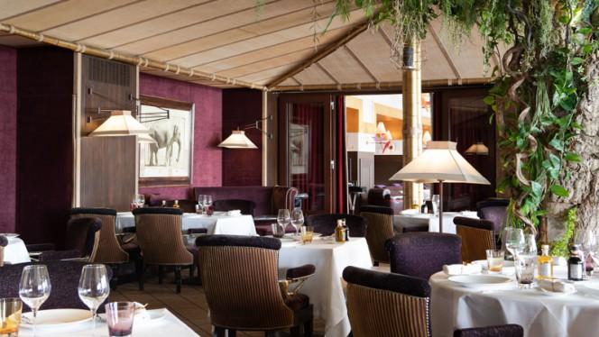 Restaurant Le Loti - Le Loti - La Réserve Genève, Bellevue