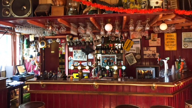 Restaurant - Eetcafe 't Praothuus, Wijhe