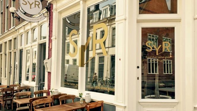 Ingang - Restaurant Syr, Utrecht