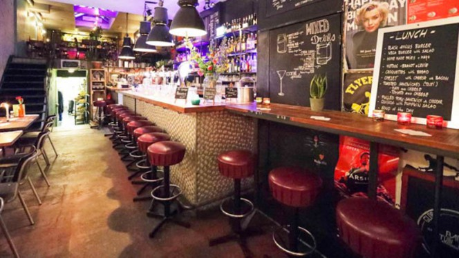 Restaurant - Tuin10, Amsterdam
