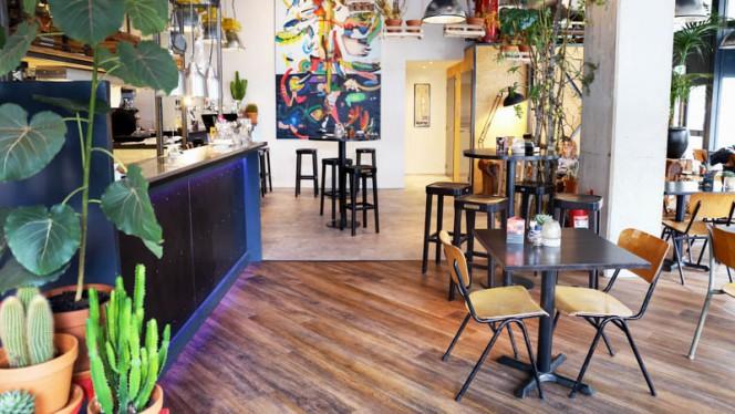 Het restaurant - Baek Food & Drinks, Rotterdam