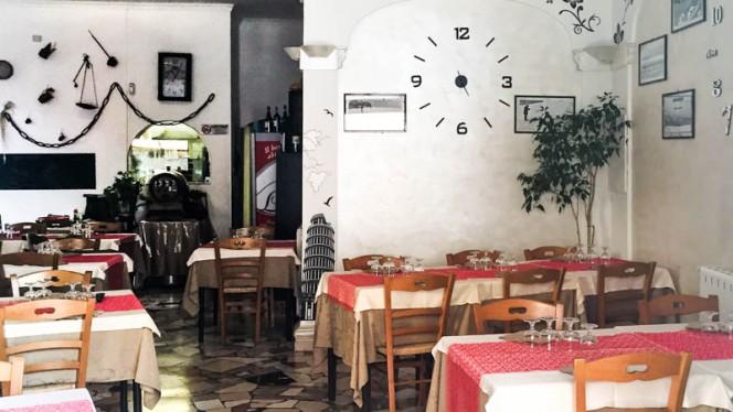 La sala - Il Piccolo Capriccio, Rome