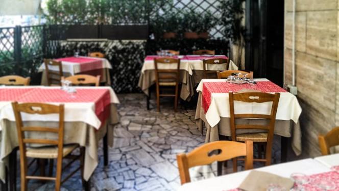 La terrazza - Il Piccolo Capriccio, Rome