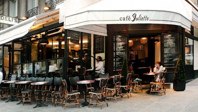 Café Juliette, Paris