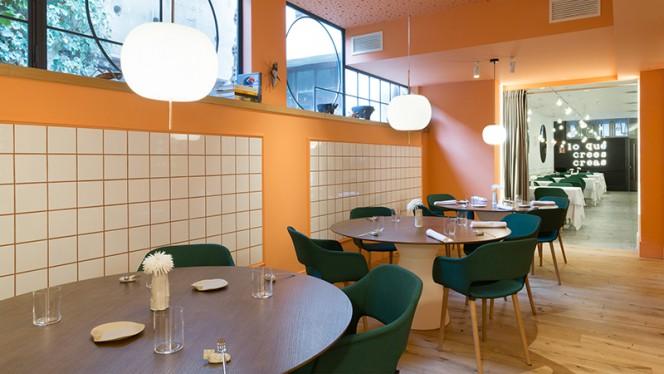 Sala - Juan Carlos Ferrando Restaurante, Logroño
