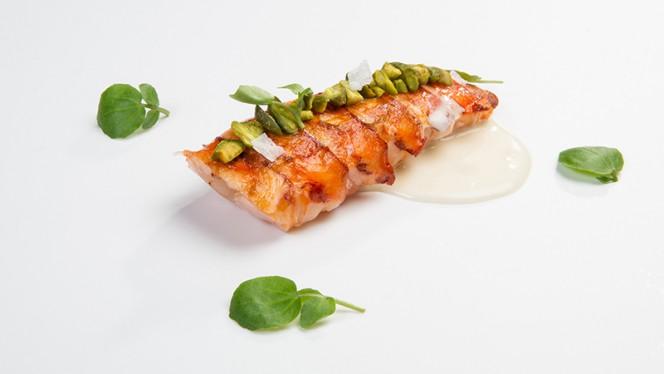 Sugerencia del chef - Juan Carlos Ferrando Restaurante, Logroño