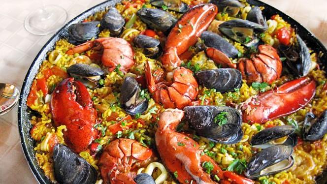 sugerencia paella 2 - Casa Julia, Barcelona
