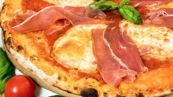 pizza gourmet Sna Daniele - IL POMODORO, Rome