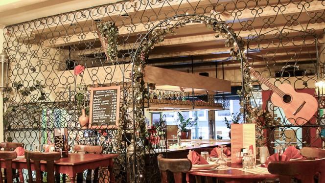 restaurantzaal - Vamos a Ver, Amsterdam