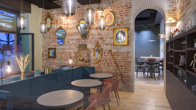 Location - PRIMA - Comfort Food & Bar, Milano