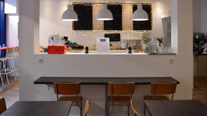 Salle du restaurant - SkipJack, Lyon