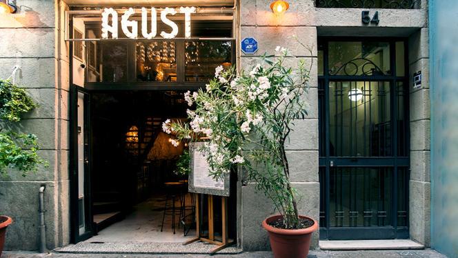 Agust 10 - Agust, Barcelona