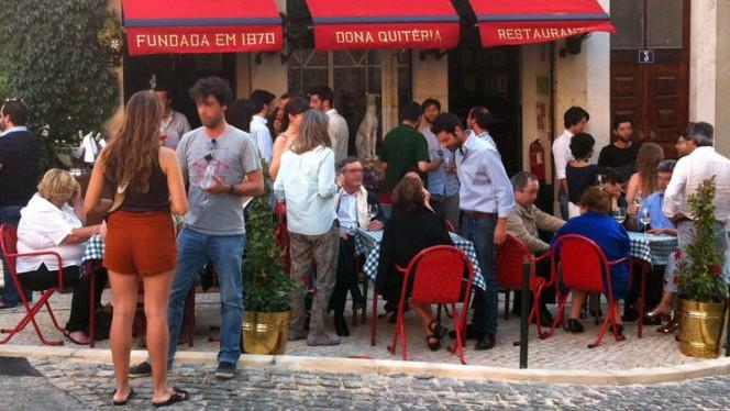 Esplanada - Dona Quitéria, Lisboa