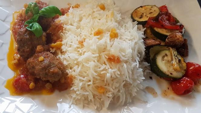 Suggestion de plat - La Table de l'Asie - Spécialités Afghanes, Schiltigheim