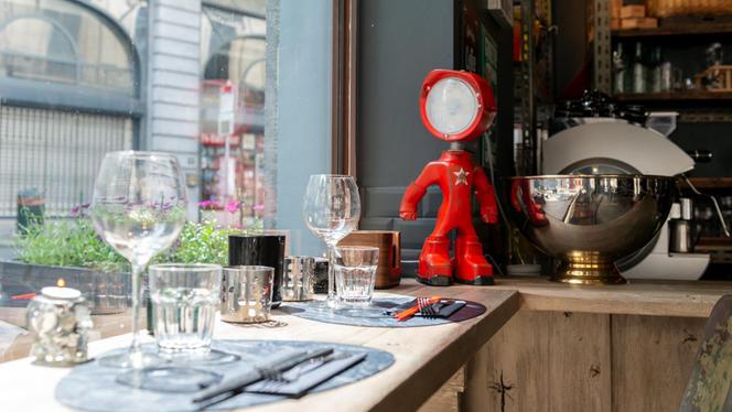 Plat - Chez Gudule, Brussels