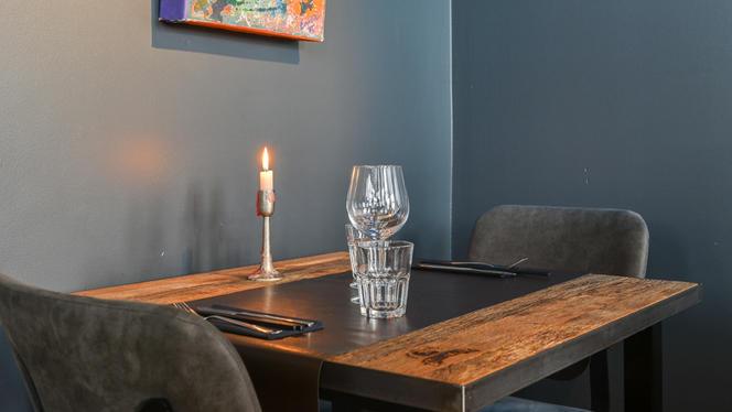 Table - Chez Gudule, Brussels