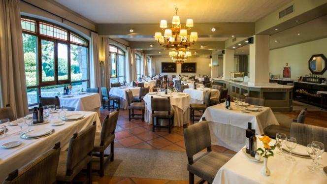 Vista sala - Restaurante Parador de Ávila, Ávila